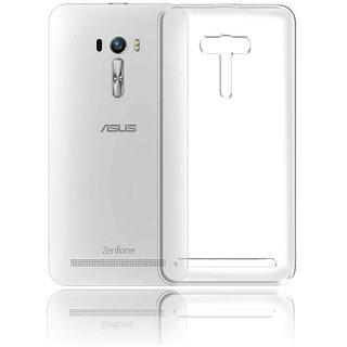 Deltakart Back Cover For Asus Zenfone Selfie - Transparent