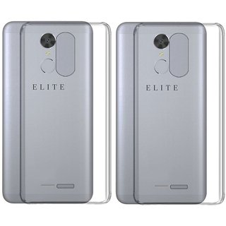 Swipe Elite Power Soft Silicon Cases Mobik - Transparent