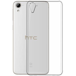 HTC Desire 826 Soft Silicon Cases Mobik - Transparent