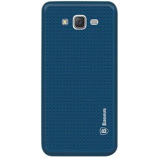 Samsung Galaxy J5 Soft Silicon Cases Deltakart - Blue