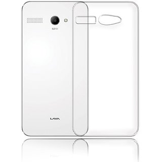 Lava Atom 2 Cover By Deltakart - Transparent