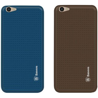Vivo Y55L Cover Combo By Deltakart