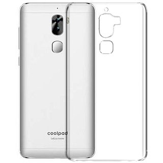Coolpad Cool 1 Soft Silicon Cases Deltakart - Transparent