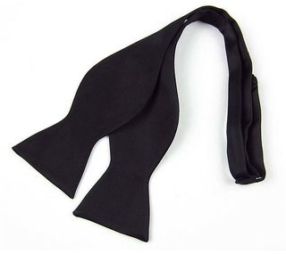 Tuxedo Open Bow Tie Necktie Classic Bowtie for Gift  Formal  Party  Wedding