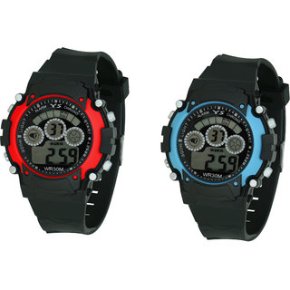 Grandson Digital with 7 changing Colour light Dial For Big Boys And Girls