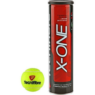 Tecnifibre X-One Balls Can