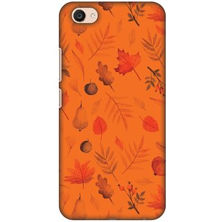 Amzer Designer Case - Colours Of Autumn For Vivo V5 Plus