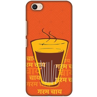 Amzer Designer Case - Cutting Chai For The Soul For Vivo V5 Plus