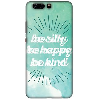 Amzer Designer Case - Be Silly For Huawei P10 Plus
