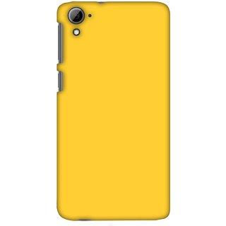 Amzer Designer Case - Bumblebee Yellow For HTC Desire 826