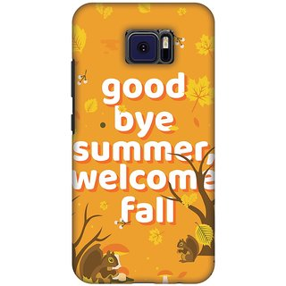 Amzer Designer Case - Goodbye Summer For Asus ZenFone V V520KL