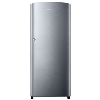 Samsung RR19H1104SE/TL Direct cool Single door Refrigerator  192 Ltrs, 3 Star Rating, Electric Silver  Refrigerators