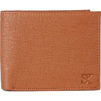 Styler King Boys Tan Artificial Leather Wallet