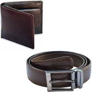 Arpera Wallet Belt gift Combo for men CB16034