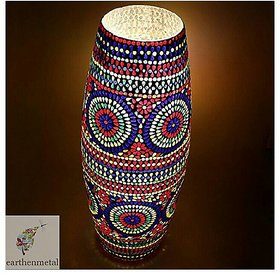 floor Mosaic lamp