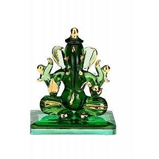 dbc966def9d2 Buy Somil Crystal Lambodar Ganesha Suitable For Car Online - Get 63% Off