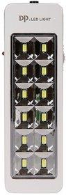 DP LED Rechargeable Emergency Light 12 SMD LEDs