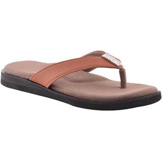 bb9c0c981d3c Dia One Orthopedic Chappal Rubber Sole MCP Insole Diabetic Footwear for  Women (L.Cozy