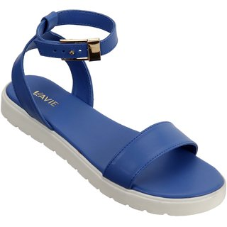 Lavie Women's Blue Sandals