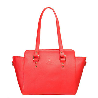 Levise London Rose Plain Totes