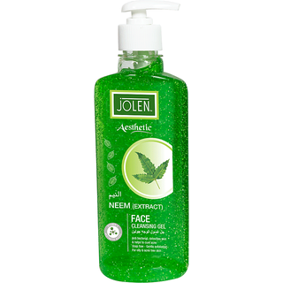 Jolen Aesthetic Neem Face Cleansing Gel - 250 ml