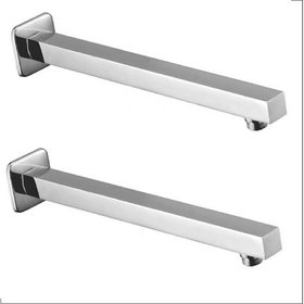 Sanitate 15 Inches Square Arm , Pack of 2