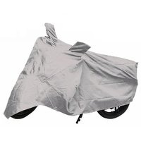 Bike Body Cover - Universal - Silver