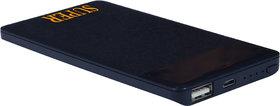 Orenics ULTRASLIM Rock Quality Stylish Look 6000 mAh Power Bank (Black)
