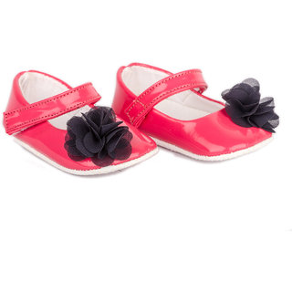best site 2019 best hot-selling real Pikaboo Baby Girl First Walking Shoes