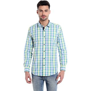 Solemio Cotton Shirt for Mens