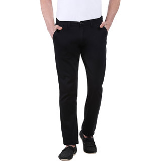 Solemio Mens Cotton Lycra Chino
