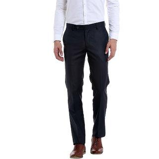 Solemio Mens Viscose Trousers