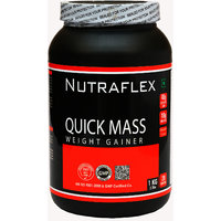 Nutraflex Quick Mass Weight Gainer (Rich Chocolate, 1 K