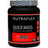 Nutraflex Quick Mass Weight Gainer (Rich Chocolate, 500
