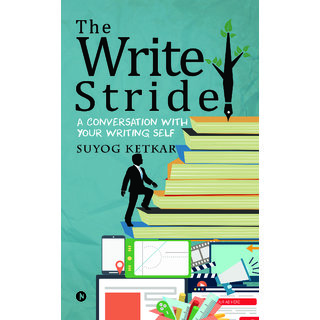 The Write Stride  A Conversation with Your Writing Self