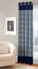 BSB Trendz  Panle Print Single Door Curtain