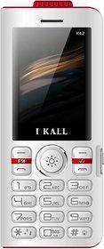 New IKall K42 8000mah Triple SIM Mobile POWERBANK DEVIC
