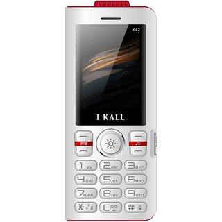 New IKall K42 8000mah Triple SIM Mobile POWERBANK DEVICE with Wifi Dongle Support