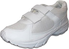 ASSports Walking Color White Shoes