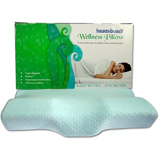 healthbuddy Wellness Pillow
