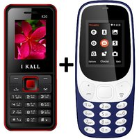 IKall K3310 Combo With K20 Basic Feature Mobile Phone