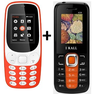 Combo of IKall K3310 and IKall K99