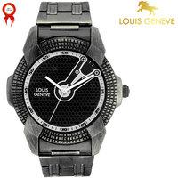 Louis Geneve Luxury Roman Series Analog Watch For Men (