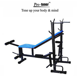 Protoner 8 in 1 Adjustable bench