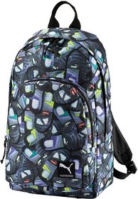 Puma Multicolor Polyester Casual Backpacks