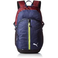Puma Apex Peacoat Lime Punch Casual Backpack