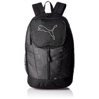 a707075cebbb3 Buy Puma Echo 26 Ltrs Black Casual Backpack Online   ₹1299 from ...