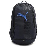 PUMA Unisex Navy Graphic Backpack