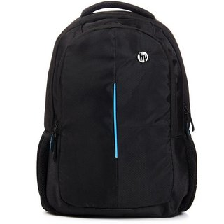 HP 15 inch Laptop Backpack  Black  Blue