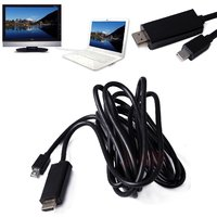 10FT Thunderbolt Mini DisplayPort To HDMI Cable Adapter For Macbook